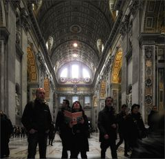 Staunen in Rom