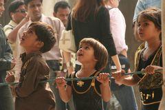 Staunende Kinder Palast Indien Ü1500K