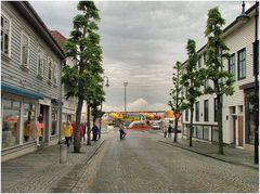 * Stavanger a beautiful city *
