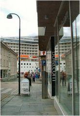 Stavanger, zona commerciale