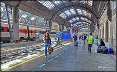 Stazione di Milano Centrale II