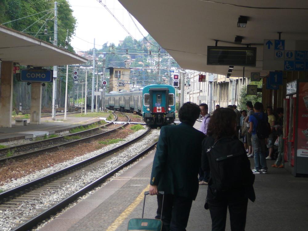 Stazione ferroviaria Como