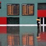 Stazione Tiburtina - Esterno