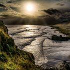 St.Cyrus Beach - Montrose , Scotland