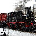 Steam in the Snow, Pressnitztalbahn No.3