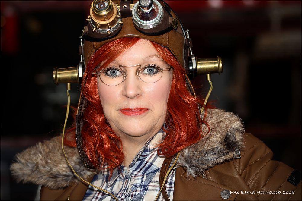 Steampunk .... 4. Historischer Jahrmarkt Bochum