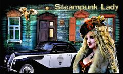 -- Steampunk Lady --