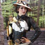 Steampunk Lady II