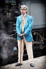 Steampunk Portrait