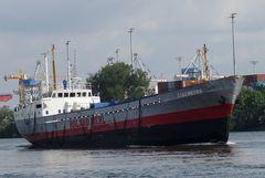 Steenborg,    General Cargo (auch ein Oldie)