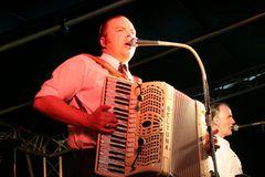 Stefan Hiss mit Band in Stuttgart Jul09
