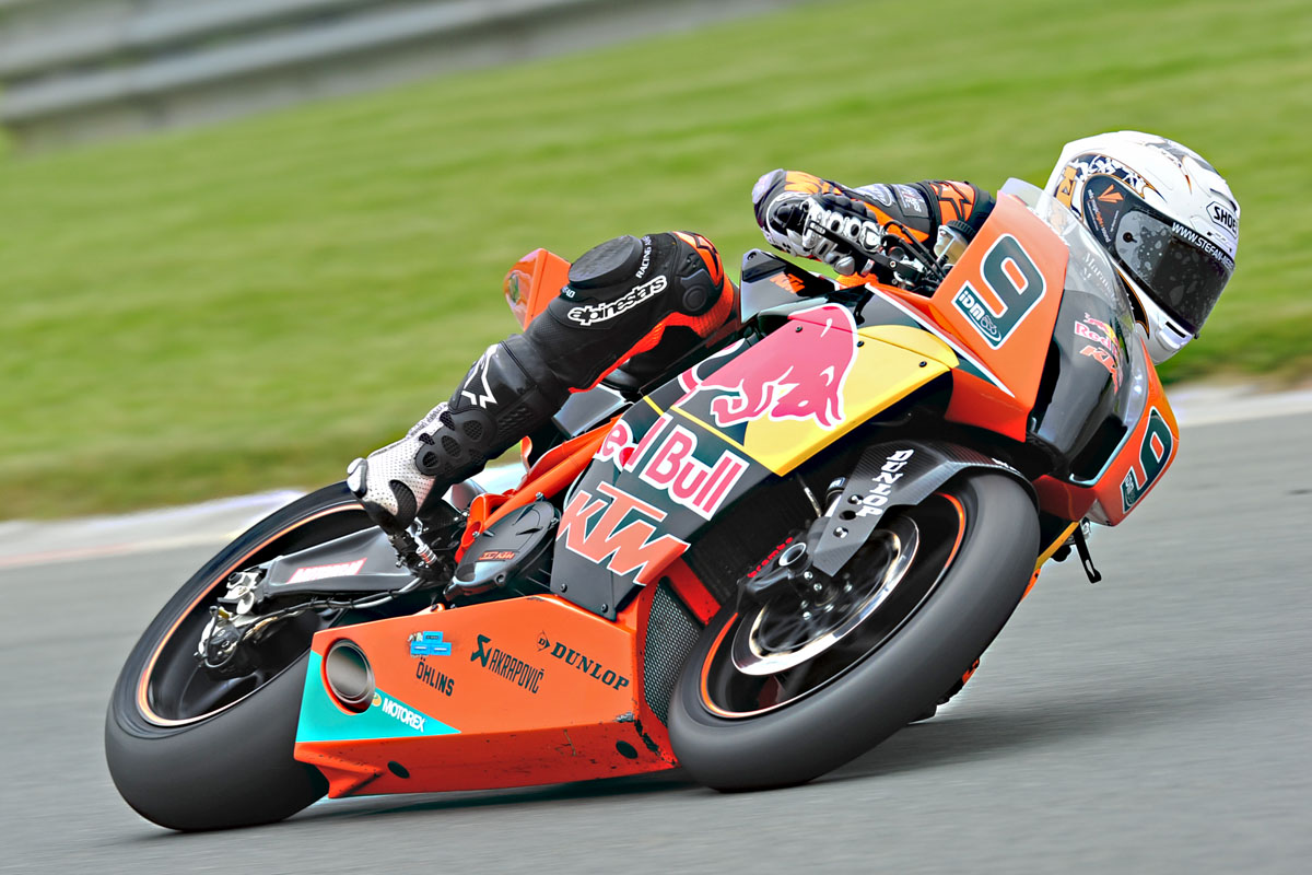 Stefan Nebel / IDM Sachsenring 2010