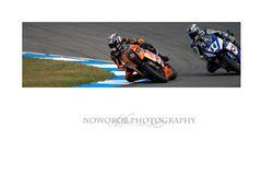 Stefan Nebel vs. Mark Weihe (IDM Superbike)