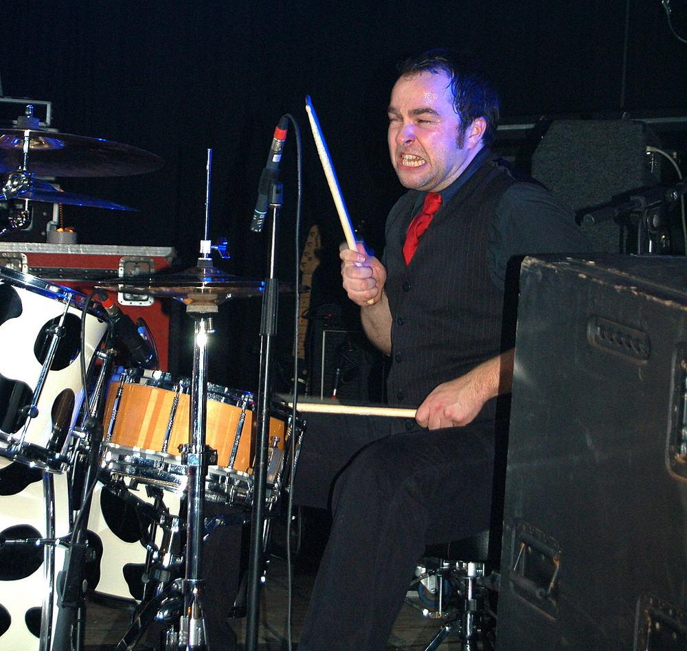 Stefan the Drummer