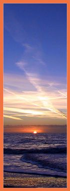 Stefans Sonnenuntergang mal anders ...