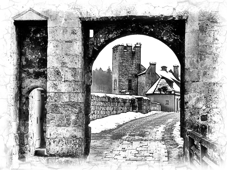 Stefansturm Burg Burghausen