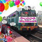 Steffen hat Geburtstag