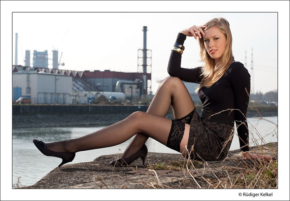 Steffi Foto & Bild | fashion, outdoor, frauen Bilder auf