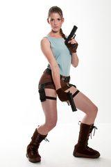 Steffi als Lara