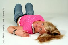 Steffi beim Schnuppershooting