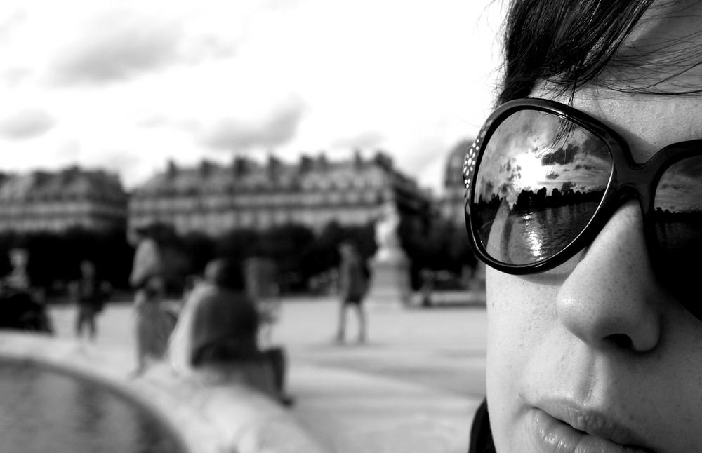 Steffi in Paris