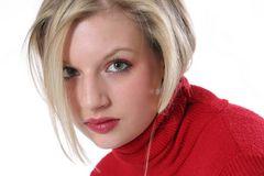 Steffi und ihr roter Pullover