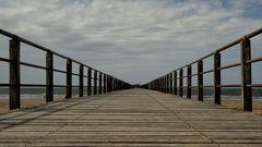 Steg zum Meer
