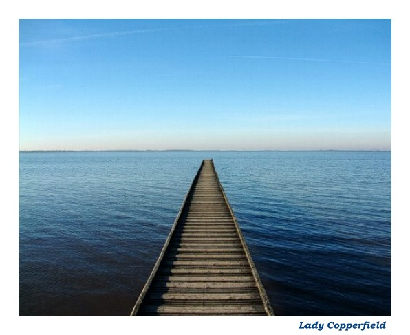 Steg zum Meer...