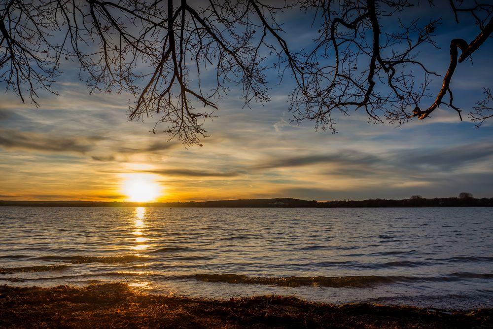Stegen Sunset