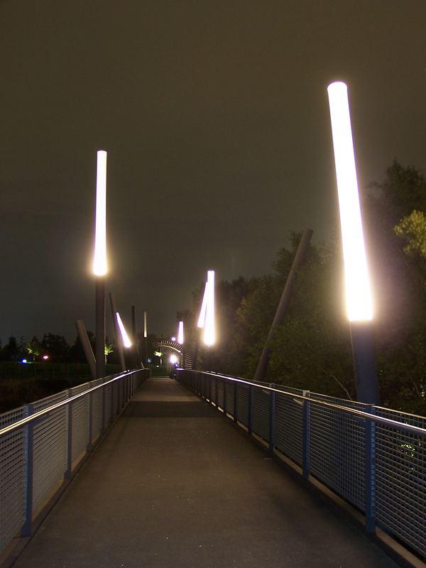Stehlampen..