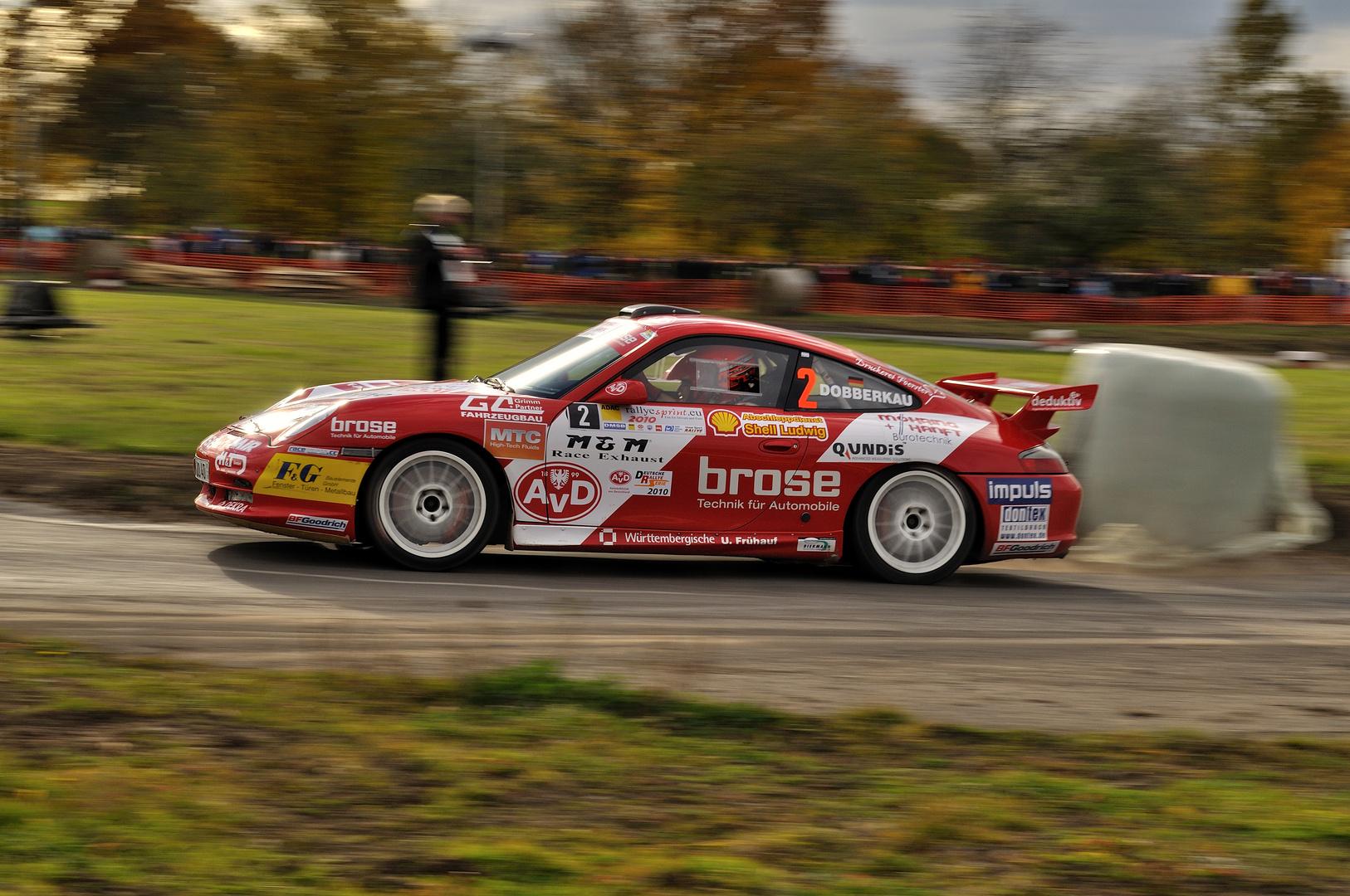 Stehr Rally-Sprint 2010 - Porsche