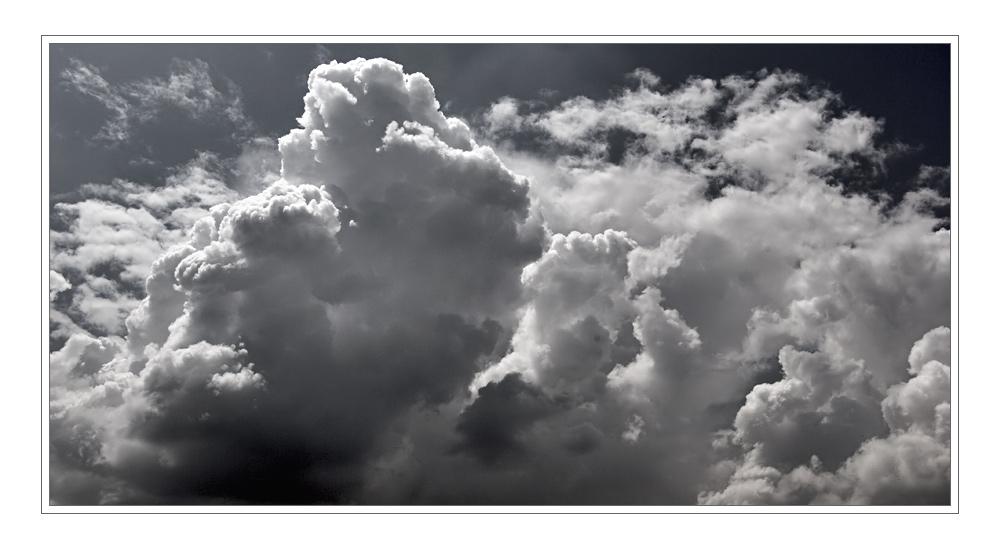 ...steht 'ne Wolke vor meinem Fenster