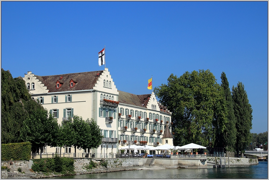 Steigenberger Inselhotel 2012