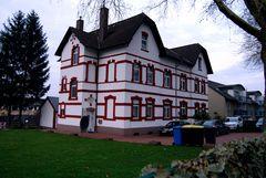 Steigerhaus der Zeche Bonifacius Anno 1900