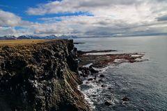 Steilküste bei Arnarstapi