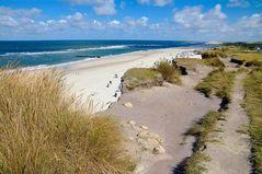 Steilküste bei Kampen