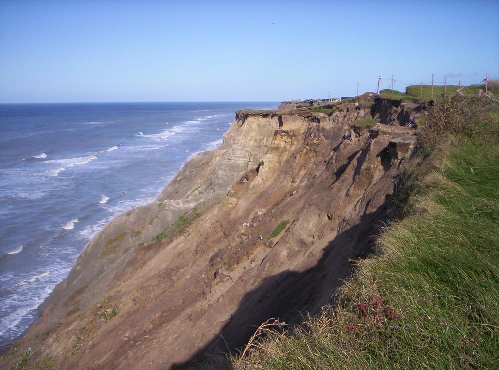 Steilküste Jammerbucht