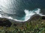 Steilküste von Cabo Girao auf Madeira