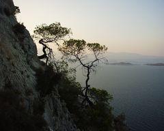 Steilküste vor Petrita