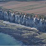 Steilküste zwischen Fécamp und St.-Valery-en-Caux