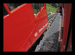 Steilste Zahnradbahn