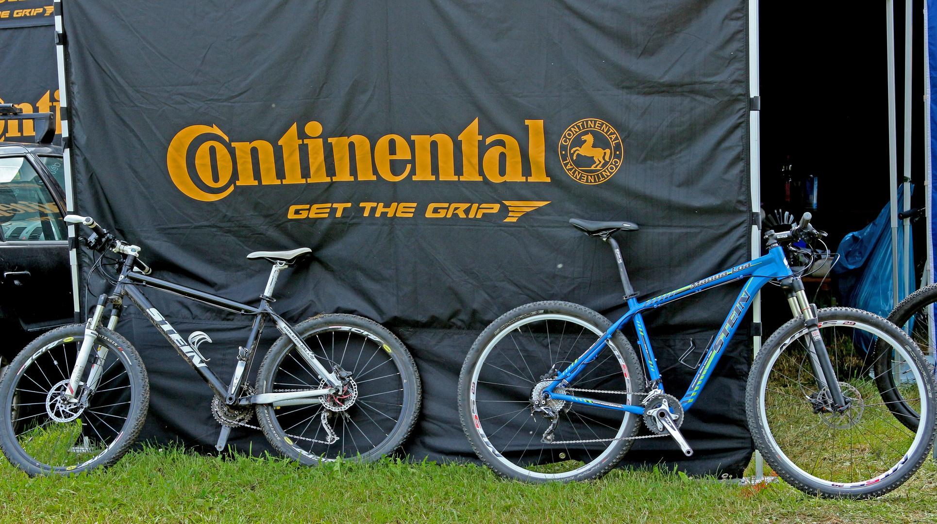 Stein Bikes and Conti