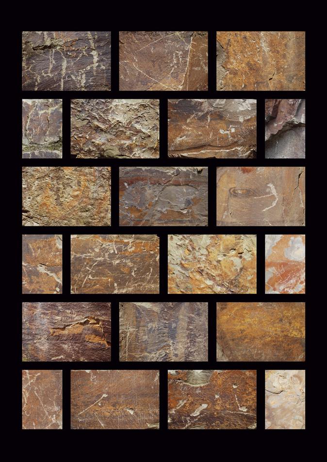 Stein Bruch Mauer
