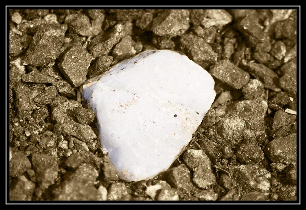 Stein der Weis(s)en