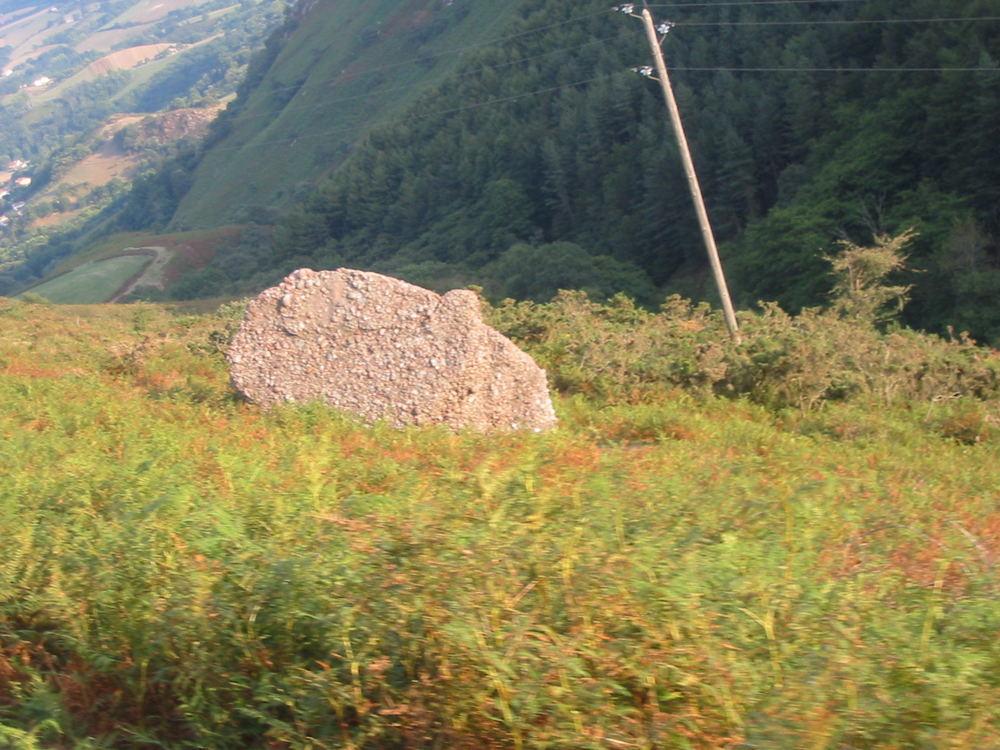 Stein in Frankreich