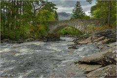 Steinbrücke in Killin