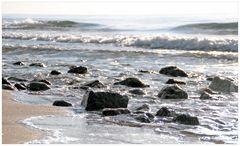 *Steine am Meer*