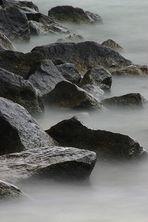 Steine am Traunsee