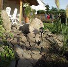 Steine im Garten