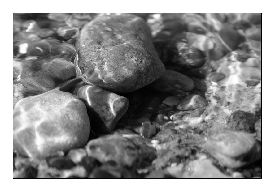 Steine in der Ostsee